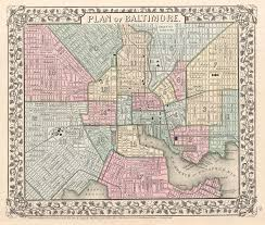 Baltimore City Map The Big Wobble The Great Arctic Outbreak Of February 1899 Over