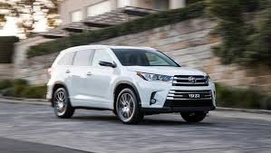 toyota suv price 2017 toyota kluger car sales price car carsguide