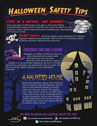halloween safety tips arc electric company