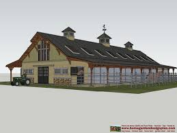 shed plans building hb100 horse barn plans horse barn design