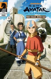list of avatar the last airbender avatar wiki fandom
