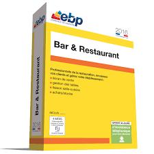 logiciel gestion cuisine ebp bar restaurant 2016 1 poste logiciel comptabilité