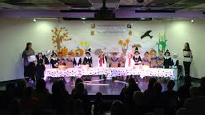 edps kindergarten thanksgiving play 2016