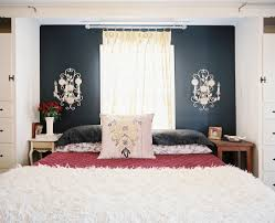 Accent Walls In Bedroom by Black Bedroom Photos 120 Of 128