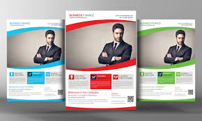 fliers templates corporate business flyer template by business templates on