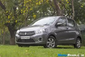celerio diesel sales down 80 balenos are petrol motorbeam