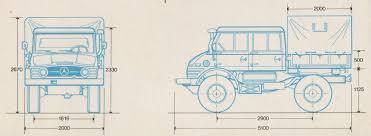 archivo de autos mercedes benz unimog u 416 1978
