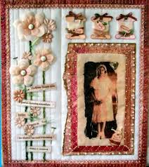 perfectly quilted wall hanging ranger ink and innovative craft