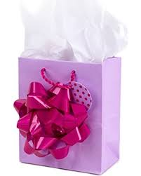 gift tissue paper deal alert hallmark small gift bag with tissue paper bow