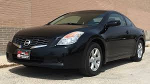 nissan altima coupe tire size 2008 nissan altima 2 5s coupe leather sunroof alloy wheels