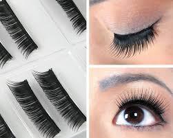 How Long Can You Wear False Eyelashes Amazon Com Bundle Monster 70 Pairs Fake False Eyelashes 7