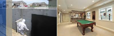 Interior Basement Waterproofing Products Waterproofing And Dampproofing Products For The Building Envelope