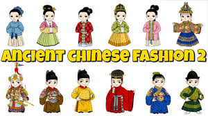 chinese fashion through the dynasties part 2 youtube