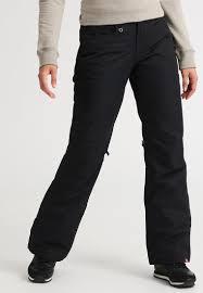 roxy backyard waterproof trousers true black women sale sports