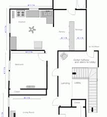 easy floor plan maker gallery draw simple floor plans drawing gallery