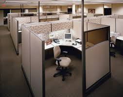 multiple workstation office cubicle ideas google search