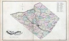 map of berks county pa berks county 1876 pennsylvania historical atlas