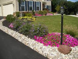 plants for front garden ideas landscaping ideas for front yard with rocks gardenabc com