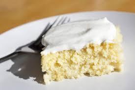 tres leches cake gluten free