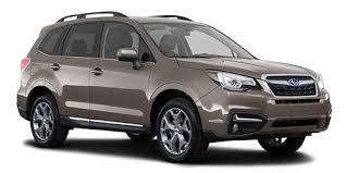 2018 Subaru Forester Compact Suv Subaru