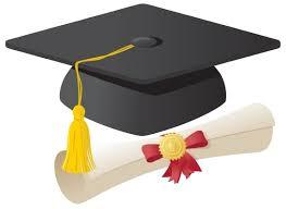 black graduation cap and gown cap gown clipart clipart collection clipart image