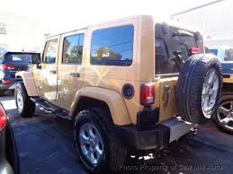 Used Jeep Wrangler Unlimited 2014 Used Jeep Wrangler Unlimited Damage At Saw Mill Auto