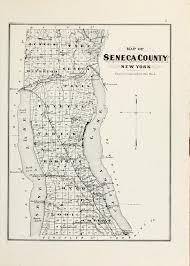 Nys County Map Seneca County New York Genealogy U2013 Access Genealogy