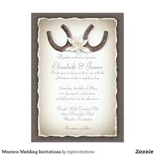 wedding invitations san antonio western wedding invitations menas quince pinterest zazzle