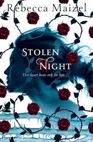 stolen night vampire queen trilogy amazon co uk rebecca maizel