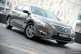 nissan altima coupe price in india nissan altima to be facelifted in 2016 will teana follow suit