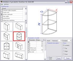 free furniture design software immense for windows 3