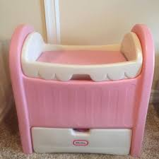 Baby Doll Changing Table Photo Page Hgtv Changing Table Cloth Covered Baskets Baby
