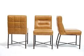 Esszimmerst Le Mit Leder Tischfabrik24 Lederstuhl