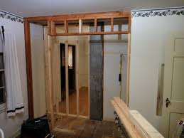 Closet Door Opening Incomparable Opening Closet Door Closet Door Opening Framing