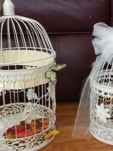 wedding items for sale small bird cages for weddings my lovely birds