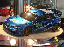 subaru wrc 2007 february 2009 tamiyablog