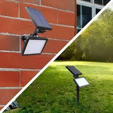 quace brand new 48 led bright 960 lumens solar light outdoor