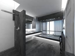 black and gray bathroom ideas innovative white and grey bathrooms home interior design ideas