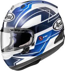 arai helmets motocross arai rx 7v curve helmet blue buy cheap fc moto