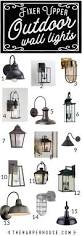 Outdoor Pineapple Lights Best 25 Outdoor Wall Light Fixtures Ideas On Pinterest Outdoor