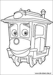 chuggington chuggington coloring book