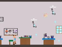 final game time space kitten uconn game development
