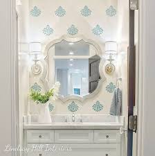 bathroom stencil ideas interior design ideas home bunch interior design ideas