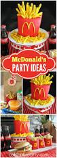 Mcdonalds Invitation Card Mcdonaldspartycombold Birthdays And Birthday Party Ideas