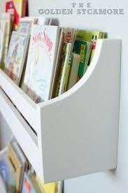 Wall Mount Book Shelves Wall Mounted Bookshelves For Kids Foter
