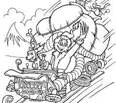 Coloring Pages Of The Grinch How The Stole Coloring Pages The The Coloring Pages
