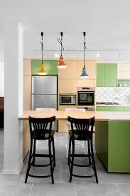 Bar Kitchen Design - a family house in israel design milk