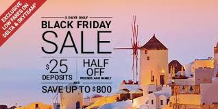 travel deals black friday top 5 black friday and cyber monday travel deals stuart says by