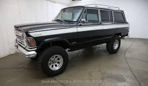 1969 jeep wagoneer 1973 jeep wagoneer beverly hills car club