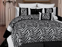 Zebra Print Bedroom Sets Zebra Bedding